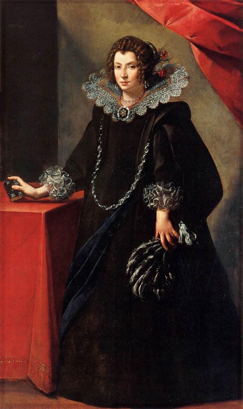 Карло Франческо Нуволоне - Портрет дамы - WGA16604.jpg