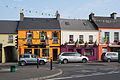 Carndonagh The Diamond The Glen Bar 2014 09 11.jpg