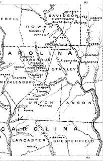Carolina Gold Rush