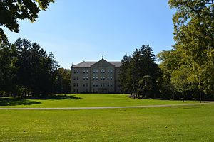 University of Notre Dame residence halls - Carroll
