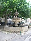 Fontaine de Caromb