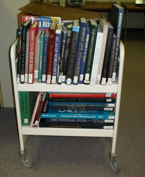 File:Cart full of Big Books (321570329).jpg