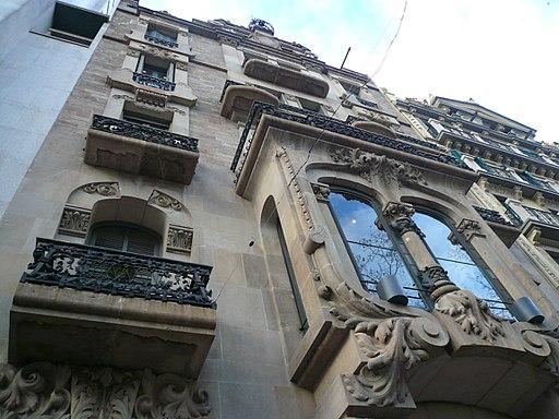 Casa Bonaventura Ferrer - de sota