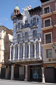 Casa el torico for Oficinas de caja rural en madrid