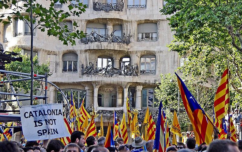 File:Casa Milà (Barcelona) - 15.jpg