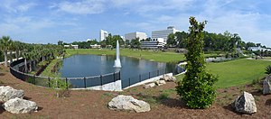 Cascades Park (Tallahassee) - New park in 2015