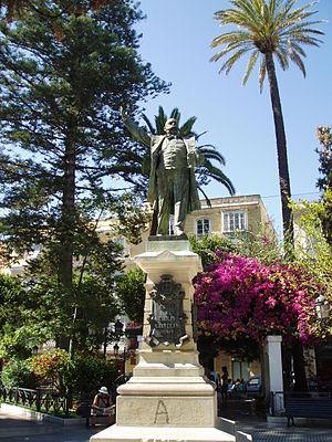 Monumento a Emilio Castelar (Cádiz)