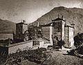 Castello di Issogne da sud - 1884.jpeg