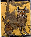 Cat Seated under a Chair, Tomb of Ipuy MET chr30.4.183.jpg