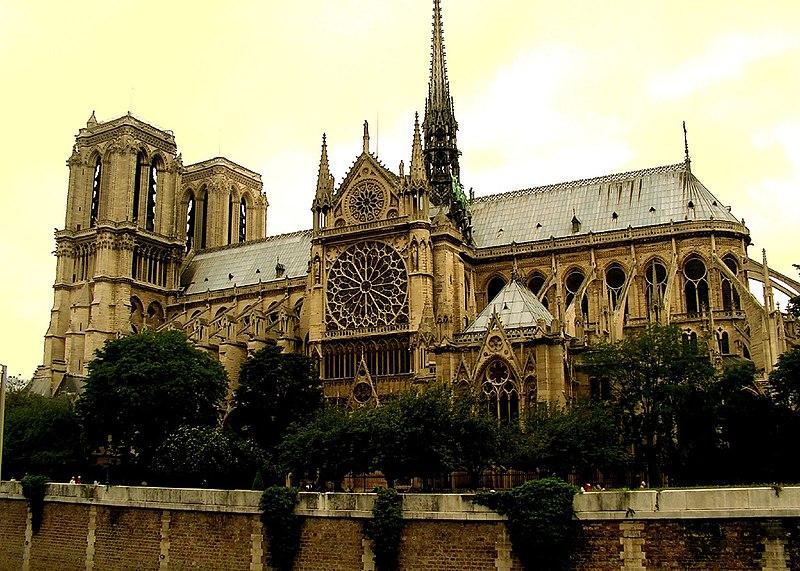 File:Cathédrale Notre-Dame de Paris - Façade Sud.jpg