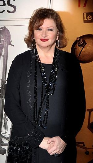 Catherine Jacob (actress) - Catherine Jacob is The President of the 17th Lumières Awards