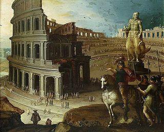 Ruiny Koloseum