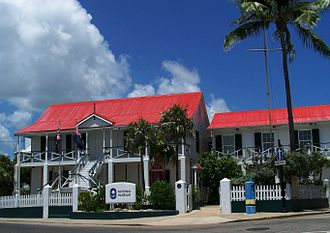 Cayman Islands - Cayman Islands National Museum, George Town, Grand Cayman