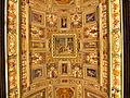 Ceiling photo-33 MATHILDA MVLTA BONA ROMANAE ECCLESIAE OBTVLIT.JPG