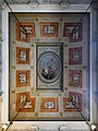 Ceiling with Neptune ceiling frescoes and Salacia in Museo Correr (Venice).jpg