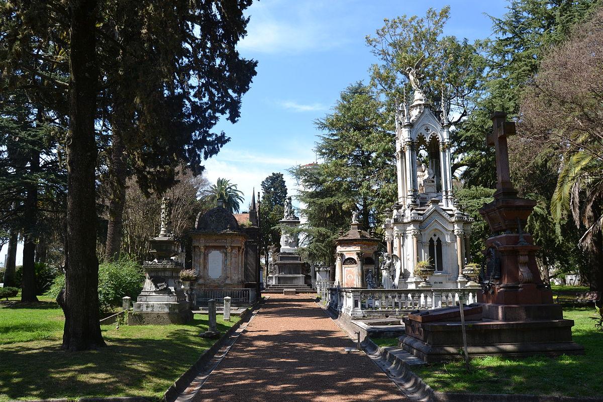 Q16608907 wikidata for Cementerio parque jardin la puerta