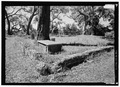 Cemetery, Orange Grove Plantation, Frogmore, Beaufort County, SC HABS SC-865-2.tif