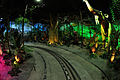 Cenozoic Period - Dark Ride - Science Exploration Hall - Science City - Kolkata 2016-02-22 0262.JPG