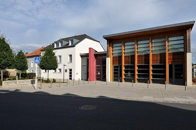 Ellange-Gare