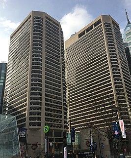 Centre Square (building) office complex in Philadelphia
