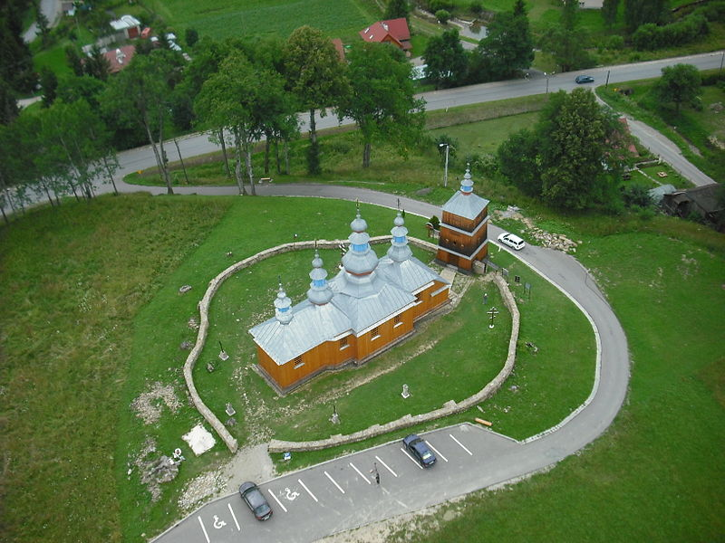 File:Cerkiew w Komańczy by Verid1st 09.JPG