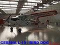 Cessna L-19 (Bird Dog) - Museu TAM - Museu Asas de Um Sonho - São Carlos - panoramio.jpg