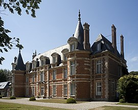 The chateau of Miromesnil
