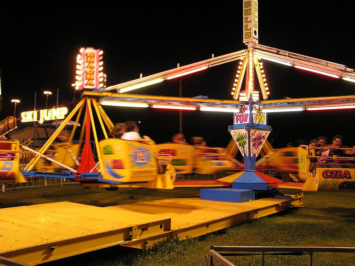 Scrambler (ride) - Wikipedia