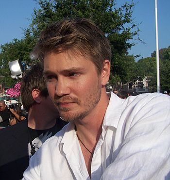 English: American actor Chad Michael Murray.