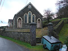 Chapel at Forge - geograph.org.uk - 296455.jpg
