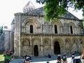 Charente-Maritime Surgeres Eglise Notre-Dame Facade Ouest - panoramio.jpg