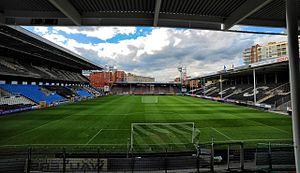 R. Charleroi S.C. - Stade du Pays de Charleroi