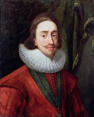 Duke of Albany - Charles Stuart