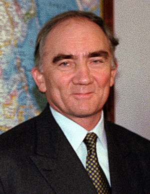 Charles Millon - Charles Millon in 1997