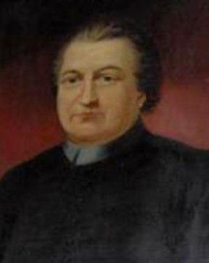 Charles Nerinckx - Charles Nerinckx, contemporary portrait