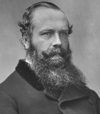Charles Monck, 4th Viscount Monck - The Viscount Monck in 1880.