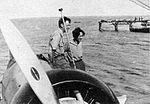Charles and Anne Lindbergh at Churchill, 1931.jpg