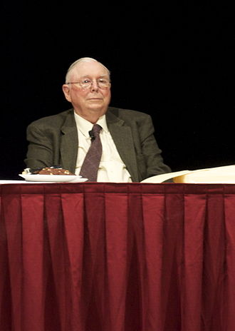 Charlie Munger - Munger at Berkshire Hathaway's 2010 shareholder meeting