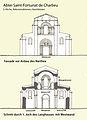 Charlieu, 3. Kirche, Ansicht u. Schnitt.1.jpg