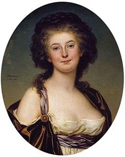 Charlotte Eckerman Swedish opera singer, actress and courtesan