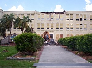Charlotte County Public Schools - Charlotte High School (old building)