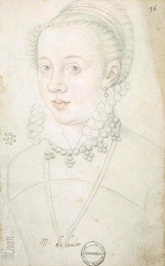 Duchess of Bouillon - Image: Charlottedela Marck 1570