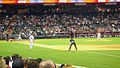 Chase Field - 2011-03-13 - Albert Pujos at bat.jpg
