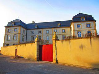 Berg-sur-Moselle Commune in Grand Est, France