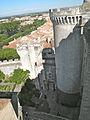 Chateau tarascon vue de haut 1.JPG