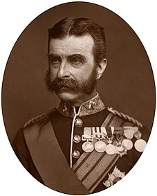 Frederic Thesiger, 2nd Baron Chelmsford British Army general
