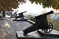 Chernihiv Гармати з бастіонів Чернігівської фортеці 2014 Photo 3.jpg
