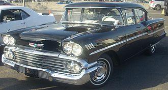 Chevrolet Delray - Chevrolet Del Ray sedan