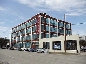 Chevrolet Motor Company Building - Recent picture of the Chevrolet Motor Company Building
