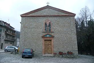 Crognaleto - Church of Nerito